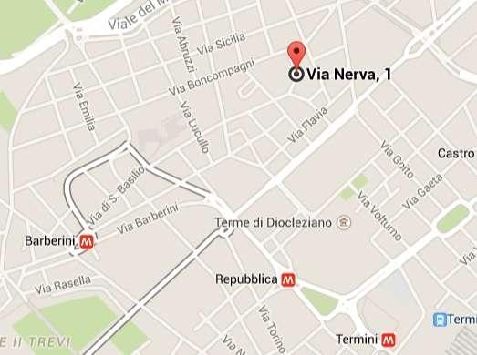 Sede di via Nerva